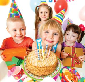Aspara Children's corner Birthday