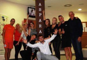 Fitness and Wellness Aspara Team